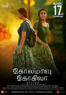 Kolamavu Kokila (2018) Bluray Sub Indonesia