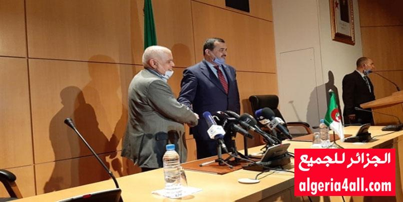 وزير الطاقة الجديد عبد المجيد عطار,Nouveau-ministre-de-Energie-Algérie