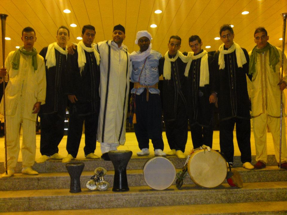 groupe hamama 2012