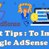 +6 Best Tips : To Improve Google Adsense CPC