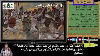 صورة طموح جارية - 9 - الوحدة طريق النصر - الفصل الدراسي الثاني