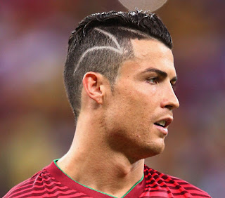 Cristiano Ronaldo Signature Haircut