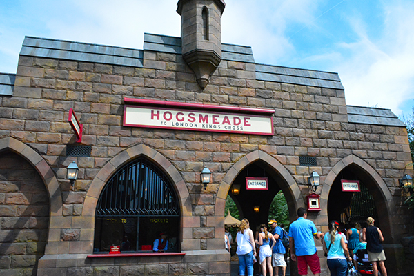 Harry Potter places to visit