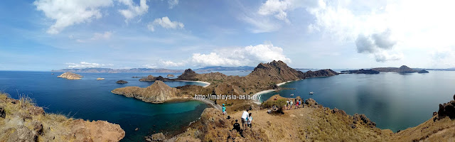 Photography Padar Island