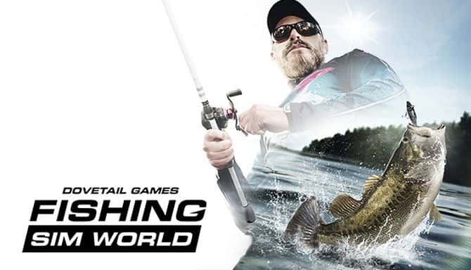 FISHING SIM WORLD-HOODLUM