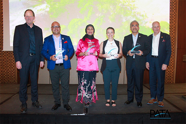 PATA honours PATA Chapters and Student Chapters in Nur-Sultan, Kazakhstan
