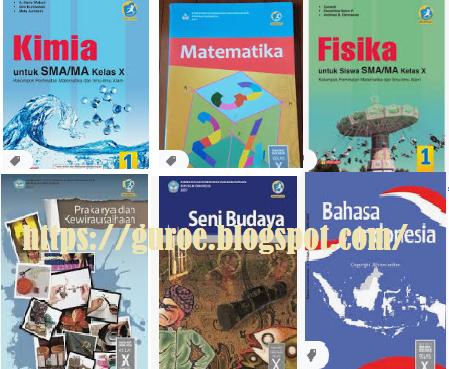 Download Buku Siswa SMA/MA/SMK Kelas 10 (X) Tahun Pelajaran 2020/2021