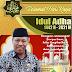 """Parizal Hafni, Ketua DPRD Pasbar Mengucapkan, """"Selamat Idul Adha 1442 H Semoga Allah SWT Selalau Melapangkan Reski Kita""""."""