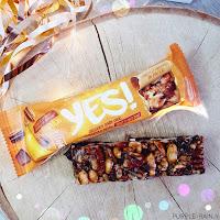 • Yes : Barre noix de Pécan, Chocolat Noir et Banane