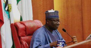 Senate president of Nigeria