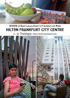 Best Luxury Hotel HILTON FRANKFURT am Main Pinterest
