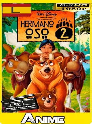 Tierra de osos 2 (2006) HD [1080P] latino [GoogleDrive-Mega]nestorHD