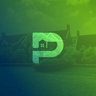 Desain Logo Poema Land