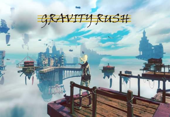 Game Gravity Rush