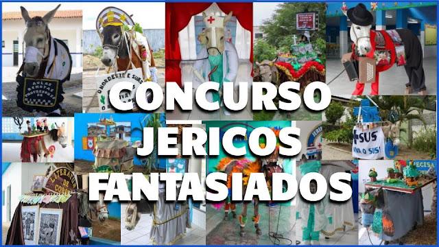 Concurso de Jericos Fantasiados 2021