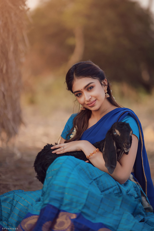 Actress Sukanya Girish  Glam Photoshoot