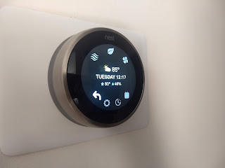 nest thermostat jacksonville