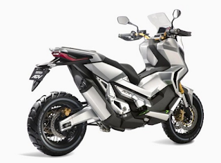 Honda City Adventure Concept