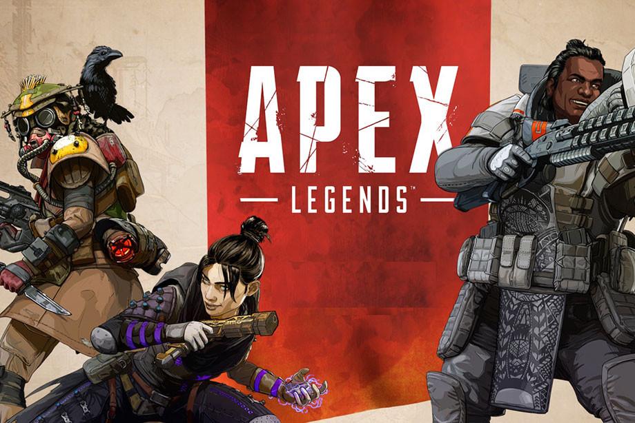 # 8 - Apex Legends