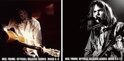 Neil Young Official Release Series Discs 5-12