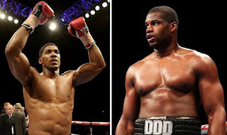Daniel Dubois: Anthony Joshua Bout No Issue For British HeavyWeight Says Promoter Frank Warren