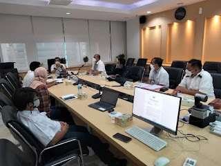 Kemen PUPR Programkan Lanjutan Pembangunan SPAM Tarutung