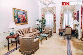 Fasilitas Hotel Majapahit di lantai dua