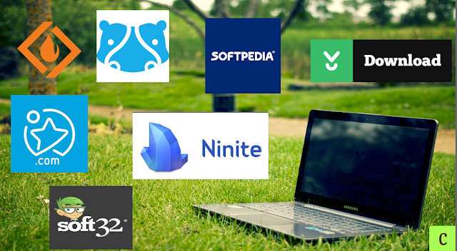 7  Free Websites For Downloading Software's and Apps