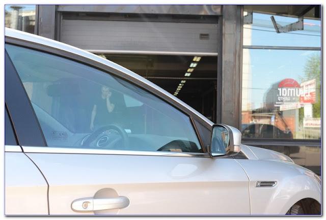 Car WINDOW TINT Percentage Scale