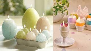 Centros de Mesa, Pascua de Resurreccion
