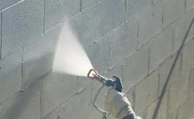 jenis waterproofing spray