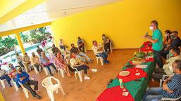 Em encontro na Fetacre, Leo de Brito anuncia R$ 1,3 milhão em emendas para ramais e capacitação de produtores