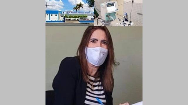Após conversar com Secretário de Estadual de Saúde, presidente da AMVES pede explicações a diretora do HRP sobre UTIs