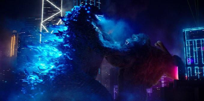 Godzilla vs. Kong: Monster Smackdown