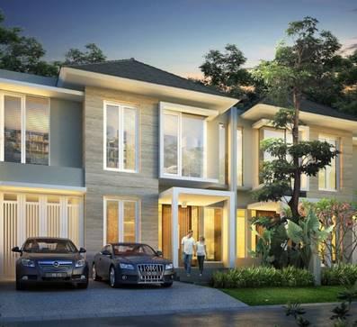 gambar desain rumah minimalis 2 lantai terbaru - desain rumah