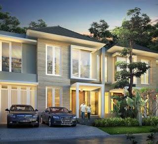 Model Gambar Desain Rumah Minimalis 2 Lantai Terbaru