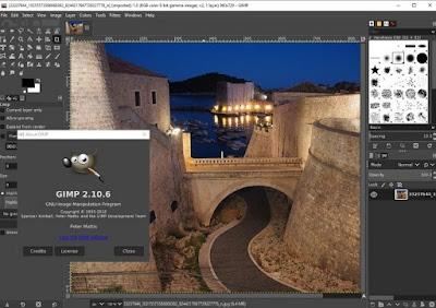 Software Edit Foto Pengganti Photoshop