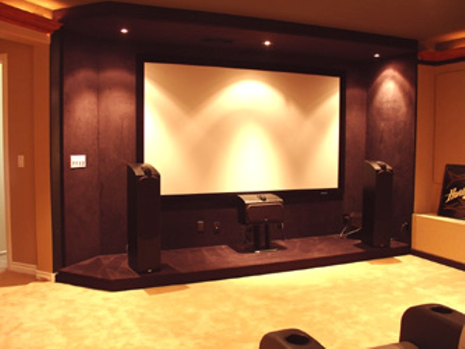 Create your own entertainment room decorating home - Design your own room ...