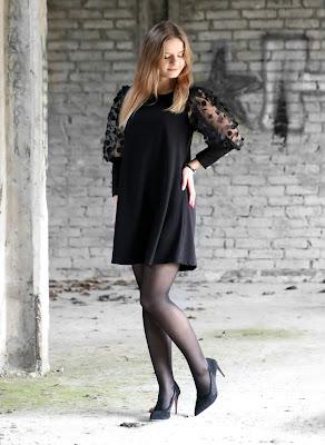Czarna elegancja i najwygodniejsze rajstopy na świecie!