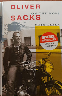 Oliver Sacks ist on the move