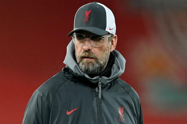Klopp: Some people do not realize that we played a great game ... and our goal was the golden square