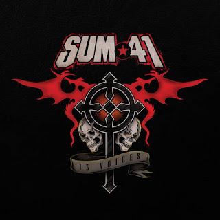 Sum 41 - 13 Voices (2016) - Album Download, Itunes Cover, Official Cover, Album CD Cover Art, Tracklist