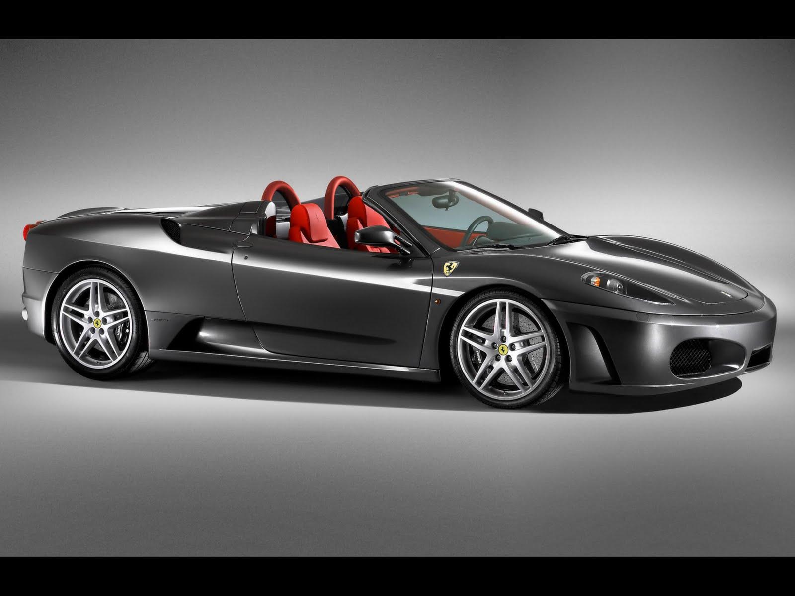 International Fast Cars Sports Cars Ferrari Black