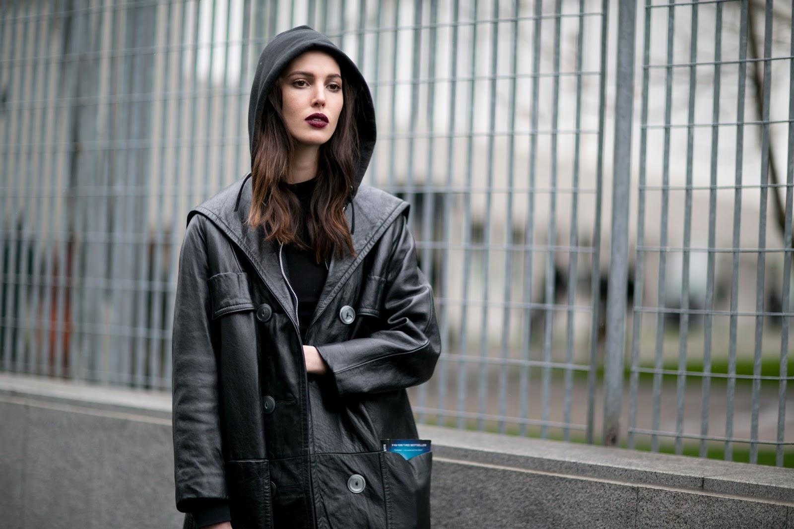Street Style: Ruby Aldridge's '90s Grunge Look