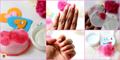 Kara Nail Polish Remover Wipes Strawberry Review and performance