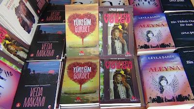 Fantastik Vurgu, Leyla Şahin, Kırmızı Leylek Yayınları