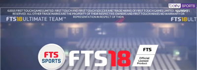 FTS Mod Sports 2018 Apk + Obb Data by Hache Android Terbaru