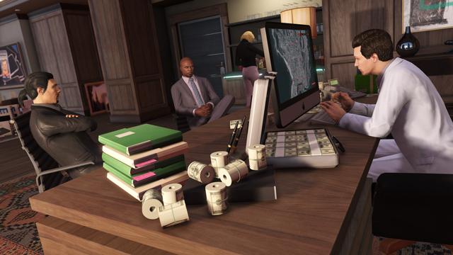 إضافة ضخمة للعبة Grand theft auto v لتنشئ منظمتك الإجرامية