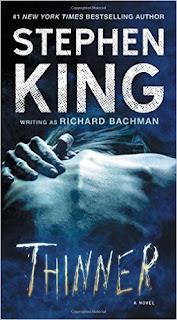 Stephen King Books, Thinner, Stephen King Store