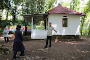 Ganjar Tinjau Rumah Angker Tempat Isolasi Pemudik